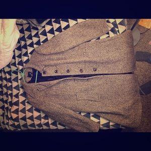 East 5th overcoat
